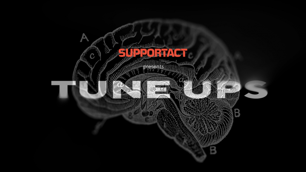 Support Act presents Tune Up