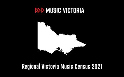 Get involved: Regional Victoria Music Census 2021