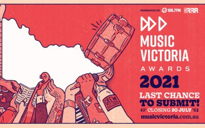 Submissions closing soon for 2021 Music Victoria Awards