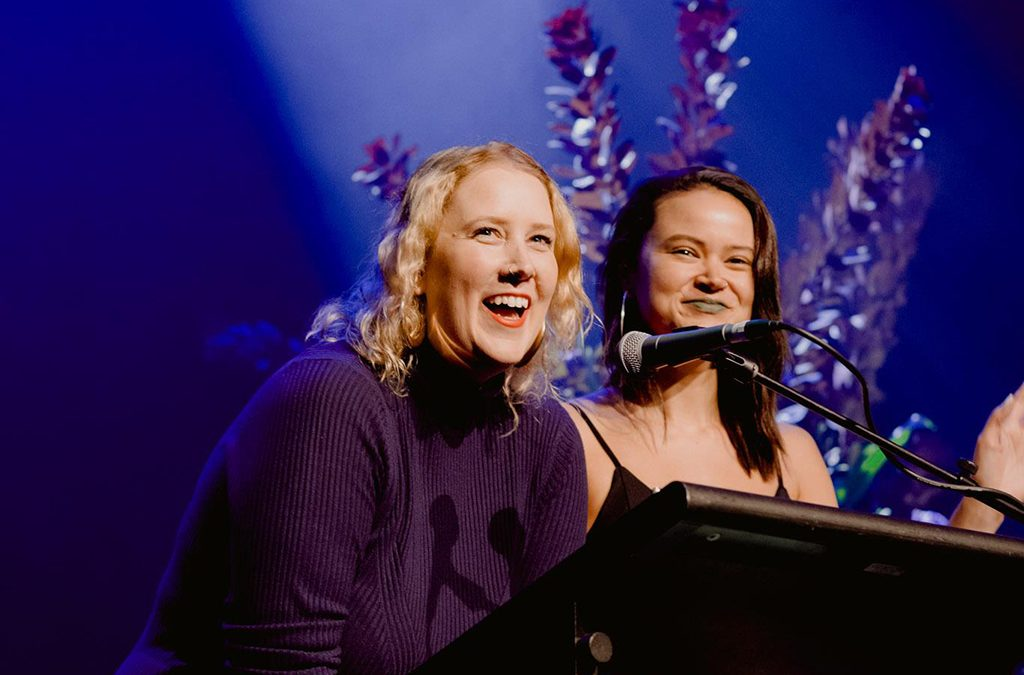 City of Melbourne sign on to sponsor the Outstanding Woman in Music Award