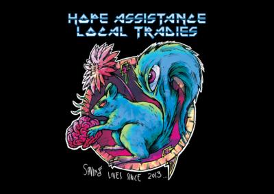 HALT – mental health awareness and training in blue collar industries.